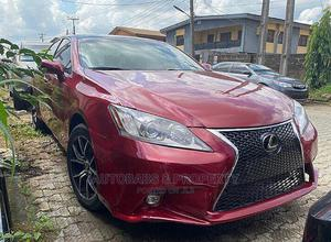 Lexus ES 2008 350 Red | Cars for sale in Lagos State, Magodo