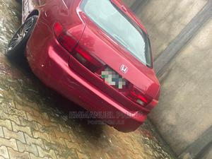 Honda Accord 2005 2.4 Type S Automatic Red | Cars for sale in Lagos State, Ajah