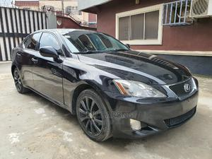Lexus IS 2006 250 AWD Black | Cars for sale in Lagos State, Shomolu