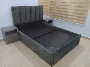 Sabalo Upholstery Bed | Furniture for sale in Lagos State, Yaba