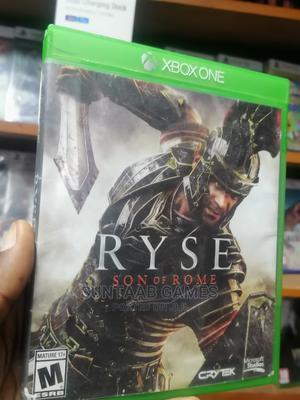 Ryse: Son of Rome XBOX One   Video Games for sale in Lagos State, Lagos Island (Eko)