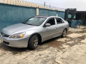 Honda Accord 2005 2.4 Type S Silver | Cars for sale in Ogun State, Obafemi-Owode