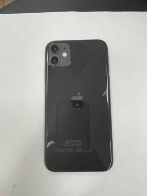 Apple iPhone 11 64 GB Black | Mobile Phones for sale in Oyo State, Ibadan
