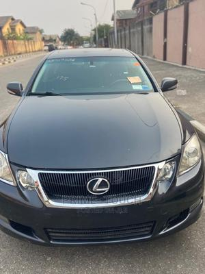 Lexus GS 2008 350 AWD Black | Cars for sale in Lagos State, Surulere