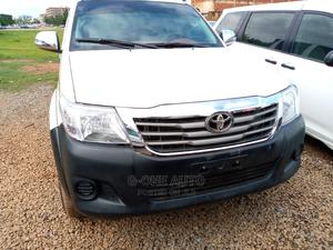 Toyota Hilux 2015 White   Cars for sale in Abuja (FCT) State, Gudu