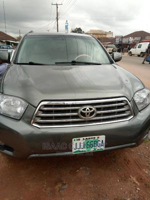Toyota Highlander 2009 Limited Brown   Cars for sale in Edo State, Benin City