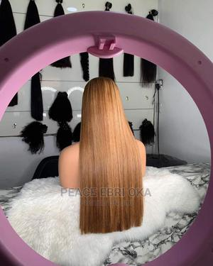 100% Human Hair ( Bone Straight) | Hair Beauty for sale in Rivers State, Port-Harcourt