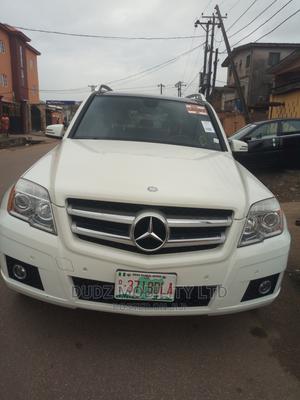 Mercedes-Benz GLK-Class 2011 350 White | Cars for sale in Lagos State, Abule Egba