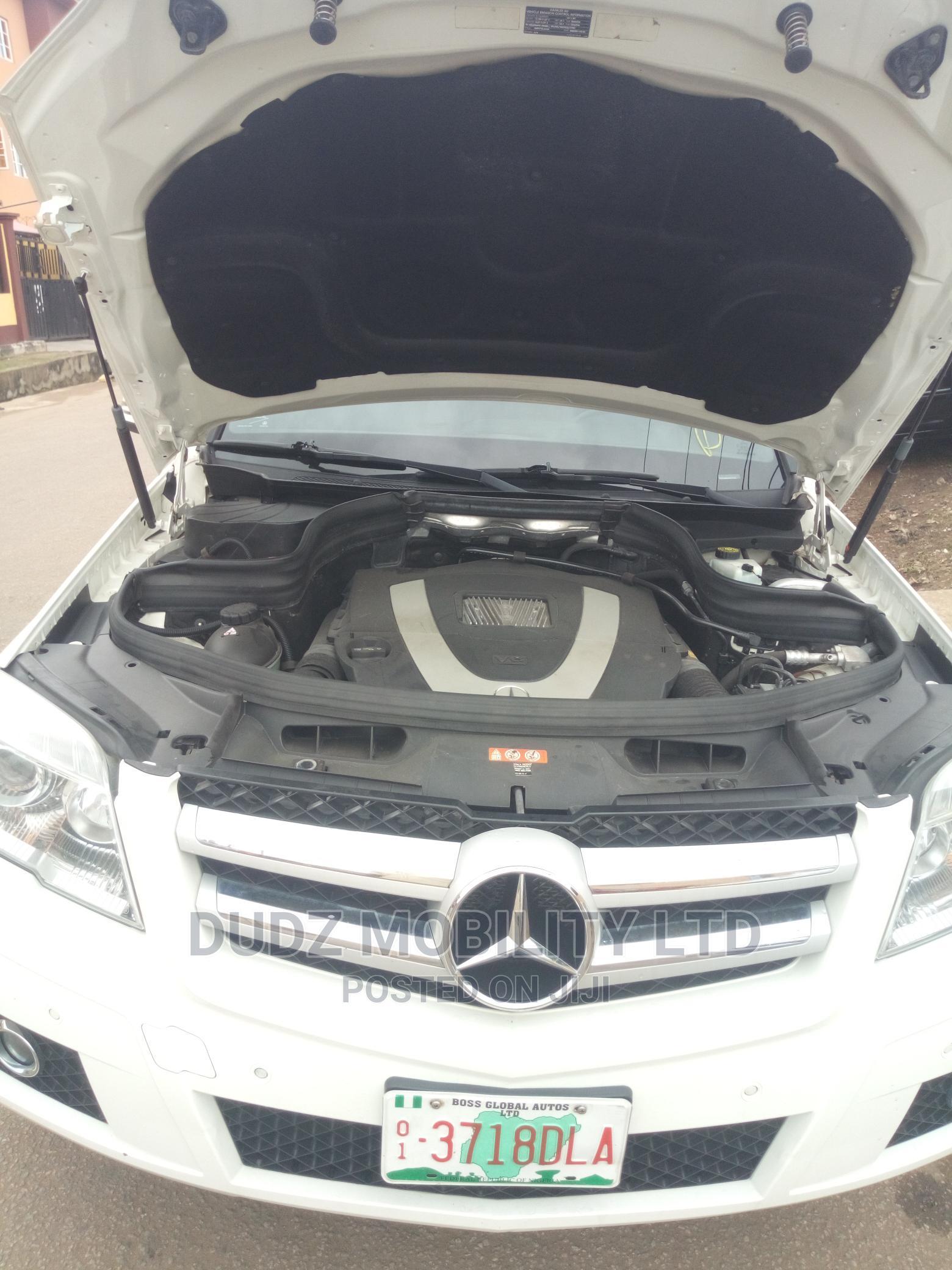 Archive: Mercedes-Benz GLK-Class 2011 350 White