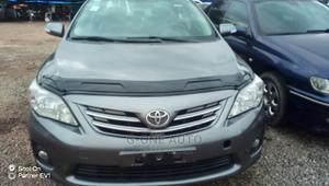 Toyota Corolla 2013 Gray   Cars for sale in Abuja (FCT) State, Gudu