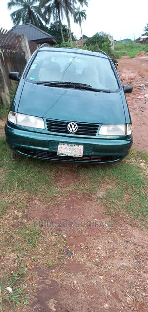 Volkswagen Sharan 2000 2.8 Green | Cars for sale in Abia State, Umuahia