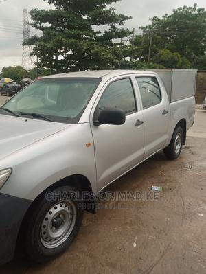 Toyota Hilux 2014 SR 4x4 Silver | Cars for sale in Lagos State, Gbagada
