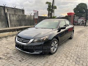 Honda Accord 2013 Black | Cars for sale in Lagos State, Ikoyi