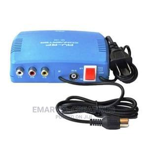 RF Clothing Sb-168av Rf Modulator Av-Rf Av-Tv Converter Rca   Accessories & Supplies for Electronics for sale in Lagos State, Surulere