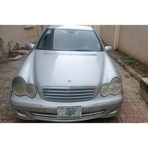 Mercedes-Benz C280 2008 Gray | Cars for sale in Lagos State, Ikorodu