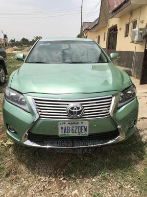 Toyota Camry 2010 Green | Cars for sale in Abuja (FCT) State, Maitama