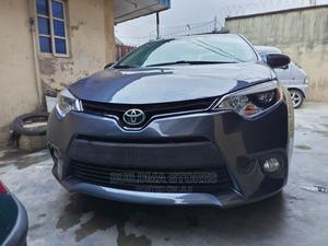 Toyota Corolla 2016 Gray   Cars for sale in Lagos State, Oshodi