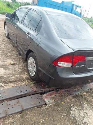 Honda Civic 2011 Gray | Cars for sale in Oyo State, Egbeda