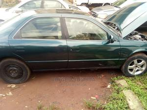 Toyota Camry 2001 Green | Cars for sale in Edo State, Egor