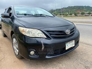 Toyota Corolla 2010 Black | Cars for sale in Abuja (FCT) State, Gwarinpa