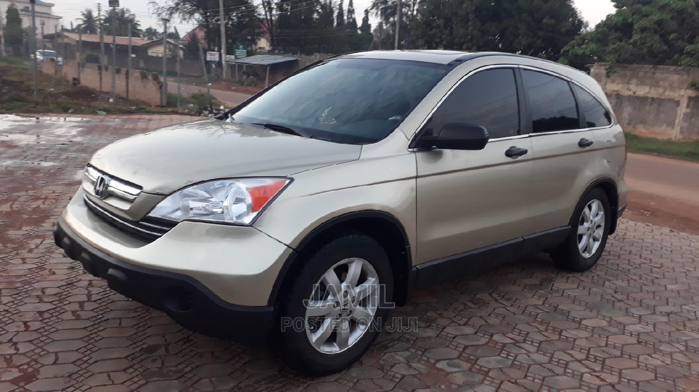 Honda CR-V 2008 Gold | Cars for sale in Kaduna / Kaduna State, Kaduna State, Nigeria