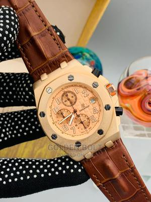Chronograph Working Audemars Piguet Wristwatch   Watches for sale in Lagos State, Surulere