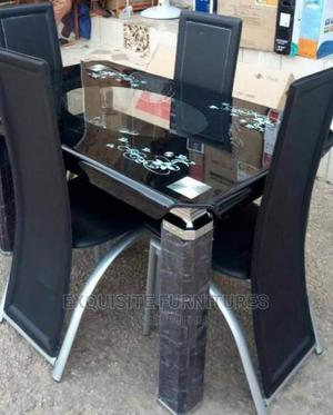 Imported Dinning Table With 4 Chairs   Furniture for sale in Rivers State, Port-Harcourt