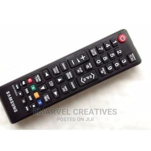 Replacement Remote Control for Samsung Smart TV Remote | Accessories & Supplies for Electronics for sale in Lagos State, Surulere