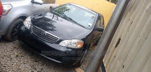 Toyota Corolla 2007 LE Black | Cars for sale in Abuja (FCT) State, Garki 2