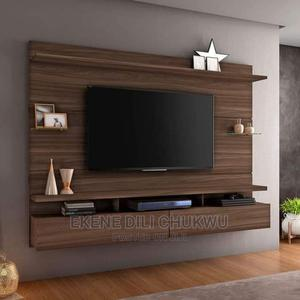 Wall Panel TV Stand   Furniture for sale in Abuja (FCT) State, Central Business District