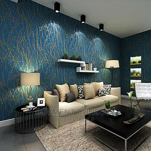 Installation of 3D Wallpaper, Wall Panel (Surulere of Lagos) | Building & Trades Services for sale in Lagos State, Surulere