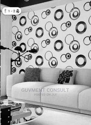 Installation of 3D Wallpaper, Wall Panels (Abule Egba) | Building & Trades Services for sale in Lagos State, Abule Egba