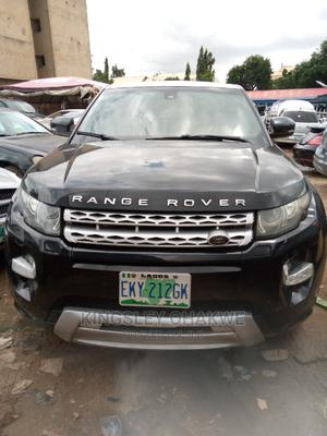 Land Rover Range Rover Evoque 2013 Pure Plus AWD Black | Cars for sale in Abuja (FCT) State, Karu