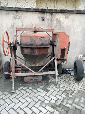 Diesel Concrete Mixer In Good Condition   Building Materials for sale in Rivers State, Port-Harcourt