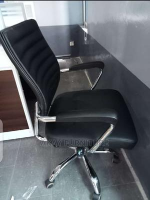 Very Strong Office Leather Chair   Furniture for sale in Lagos State, Ikeja