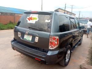 Honda Pilot 2007 Gray | Cars for sale in Lagos State, Ifako-Ijaiye