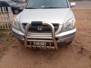 Honda Pilot 2005 Silver | Cars for sale in Kaduna State, Kaduna / Kaduna State
