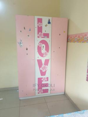Pink Wardrobe | Furniture for sale in Abuja (FCT) State, Jahi