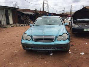 Mercedes-Benz C240 2003 Green | Cars for sale in Edo State, Benin City