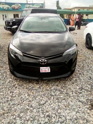 Toyota Corolla 2017 Beige   Cars for sale in Abuja (FCT) State, Central Business District