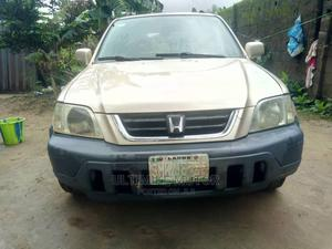 Honda CR-V 1999 2.0 Automatic Gold | Cars for sale in Oyo State, Ibadan