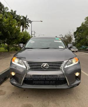 Lexus RX 2015 350 FWD Gray | Cars for sale in Lagos State, Ikeja