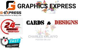 Graphics Express, Cards and Other Graphics Designs   Printing Services for sale in Rivers State, Port-Harcourt