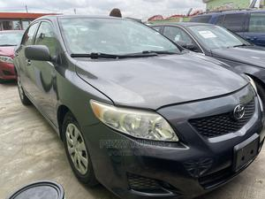 Toyota Corolla 2009 Gray   Cars for sale in Lagos State, Ogba