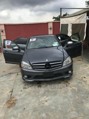 Mercedes-Benz C300 2009 Black | Cars for sale in Lagos State, Ifako-Ijaiye