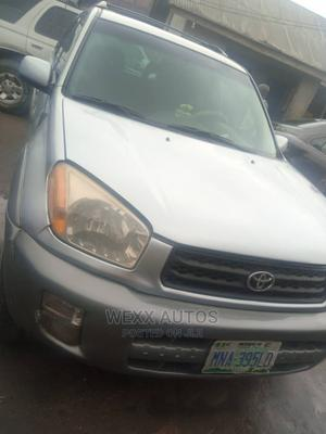 Toyota RAV4 2003 Automatic Silver   Cars for sale in Rivers State, Port-Harcourt