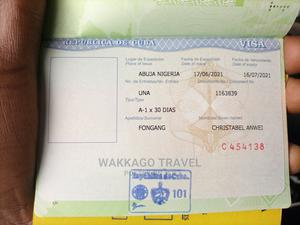 Cuba Tourist Visa   Travel Agents & Tours for sale in Abuja (FCT) State, Gudu