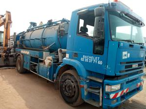 Iveco Vacuum Truck for Sale   Trucks & Trailers for sale in Rivers State, Port-Harcourt