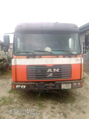 Man Diesel Vacuum Truck for Sale | Trucks & Trailers for sale in Rivers State, Port-Harcourt