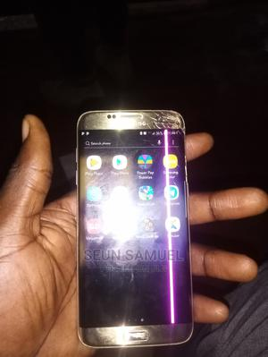 Samsung Galaxy S7 edge 32 GB Gold | Mobile Phones for sale in Lagos State, Ajah